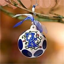Glory Haus Kentucky Ball Ornament