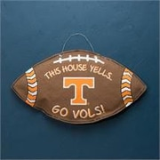 Glory Haus Tennessee Football Burlee Wall Decor