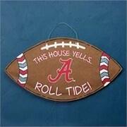 Glory Haus Alabama Football Burlee Wall Decor