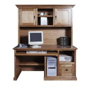 Forest Designs Computer Desk; Honey Oak