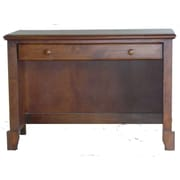 Forest Designs Writing Desk; Antique Alder