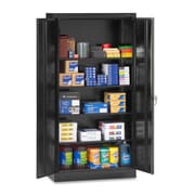 Tennsco Storage Cabinet; Black