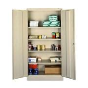 Tennsco Storage Cabinet; Champagne Putty