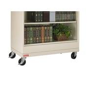 Tennsco Standard Bookcase; 36.5'' H x 36'' W x 18'' D