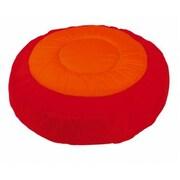 Wesco NA Cocoon Kid's Floor Cushion; Red / Orange