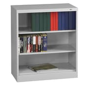 Tennsco 43'' Standard Bookcase; Light Grey