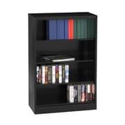 Tennsco 55'' Standard Bookcase; Black
