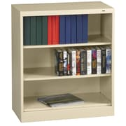 Tennsco 43'' Standard Bookcase; Putty