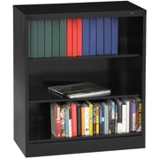 Tennsco 43'' Standard Bookcase; Black
