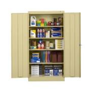 Tennsco Storage Cabinet; Sand