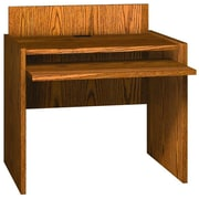 Ironwood Glacier Writing Desk; Dixie Oak