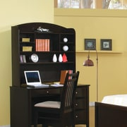 Wildon Home   Applewood Hutch in Rich Deep Cappuccino