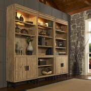 Turnkey LLC Soho 30'' Bookcase Door; Natural