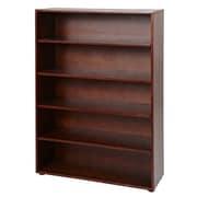 Maxtrix Kids Storage Units 52'' Standard Bookcase; Chestnut
