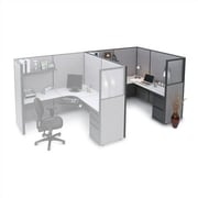Storlie L-Shape Workstation