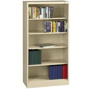 Tennsco 72'' Standard Bookcase; Putty
