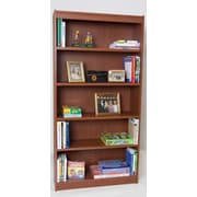 NORSONS INDUSTRIES LLC Essentials Heavy Duty Shelf Laminate 72'' Standard Bookcase