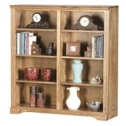 Eagle Furniture Manufacturing Classic Oak Double 48'' Standard Bookcase; Light Oak