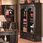 Wildon Home   Kahlua Double 79'' Bookcase