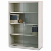 Tennsco Tennsco 53'' Standard Bookcase; Putty Gray