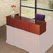 High Point Furniture Bedford 14'' H x 66'' W Desk Reception Screen; Mahogany