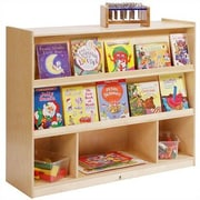 Steffy 40'' Bookcase