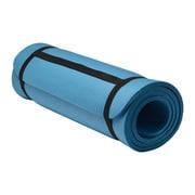 GGI International NBR Yoga Mat; Blue