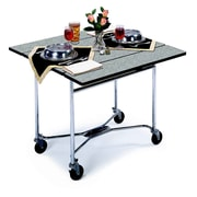 Lakeside Manufacturing 36'' Square Room Service Table