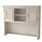 John Boyd Designs Cape May 41.5'' H x 41.5'' W Desk Hutch