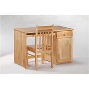 Night & Day Spices Bedroom Clove Desk Chair; Natural