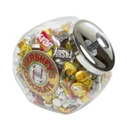 Hershey's Miniatures Assortment Gold Label Jar, 6 lbs. (3046)