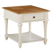 Emerald Home Furnishings Brighton End Table