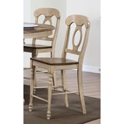 Sunset Trading Brook 24'' Bar Stool (Set of 2)