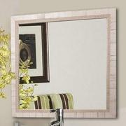 Rayne Mirrors Ava Tuscan Wall Mirror; 28.5'' W X 28.5'' H
