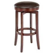 Hillsdale Malone 31'' Swivel Bar Stool with Cushion