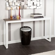 Holly & Martin Lydock Console Table; White