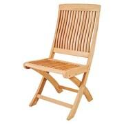 HiTeak Furniture Folding Dining Side Chair