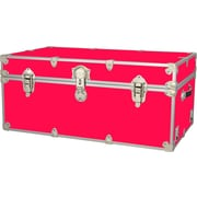 Rhino Trunk and Case Extra Extra Large Armor Trunk; Neon Pink