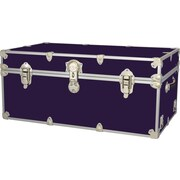 Rhino Trunk and Case Extra Extra Large Armor Trunk; Purple