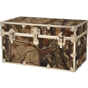 Rhino Trunk and Case Extra Extra Large Armor Trunk; Realtree AP Camo
