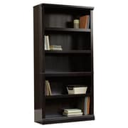Sauder Miscellaneous Office 69.76'' Standard Bookcase; Estate Black