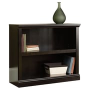 Sauder Bolten 29.88'' Standard Bookcase; Estate Black