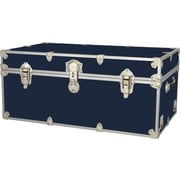 Rhino Trunk and Case Extra Extra Large Armor Trunk; Navy Blue