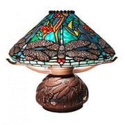 Fine Art Lighting Tiffany 16'' H Table Lamp with Empire Shade