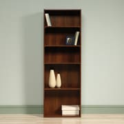 Sauder Beginnings 71.25'' Standard Bookcase; Brook Cherry