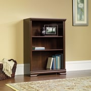 Sauder Carolina Estates 3-Shelf 41.73'' Bookcase