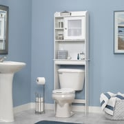 Sauder Caraway 23.5'' W x 68''H Over the Toilet Cabinet