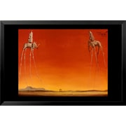 Art Salvador Dali 'The Elephants, 1948' 27 x 39 (921534)