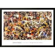 Art Jackson Pollock 'Convergence' 30 x 42 (974880)