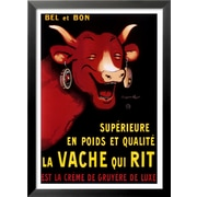 Art Benjamin Rabier 'Gruyeres de la Vache Qui Rit' 30 x 22 (2113964)